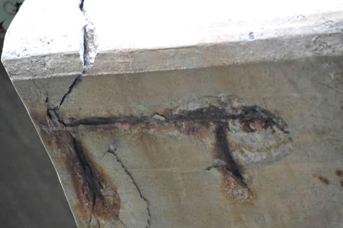 cara mengatasi beton keropos